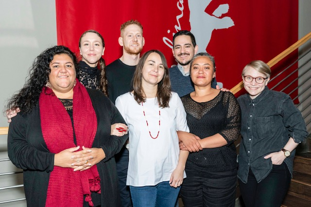 NATIVe Fellows at Berlinale 2019